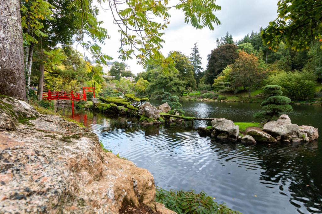 フランスの日本庭園